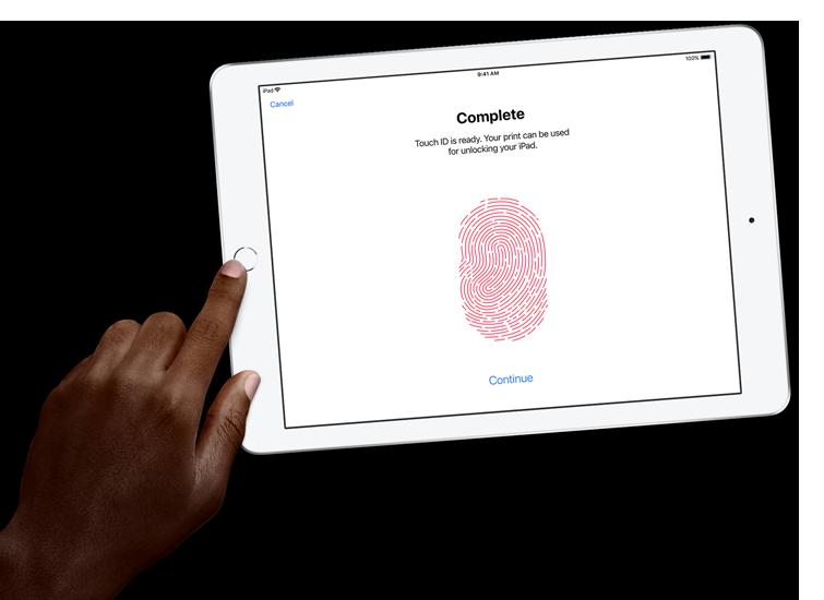 לפתוח את נעילת ה- iPad בצורה בטוחה ולקנות בקלות עם Touch ID.