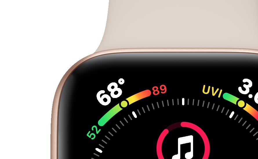 ה- Apple Watch Series 4 לא רק התפתח, הוא השתנה