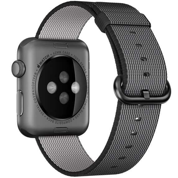 Apple 42mm Woven Nylon- רצועה עבור ה-Apple Watch
