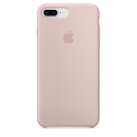 Apple iPhone 7/8 Plus Silicone pnk