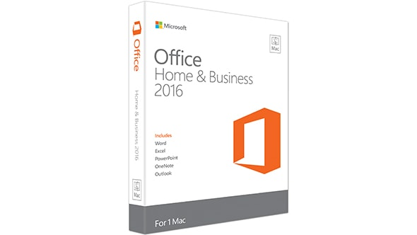 Office For Mac Home Business 2016