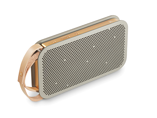 B&O - BeoPlay A2 Bluetooth Speaker Grey