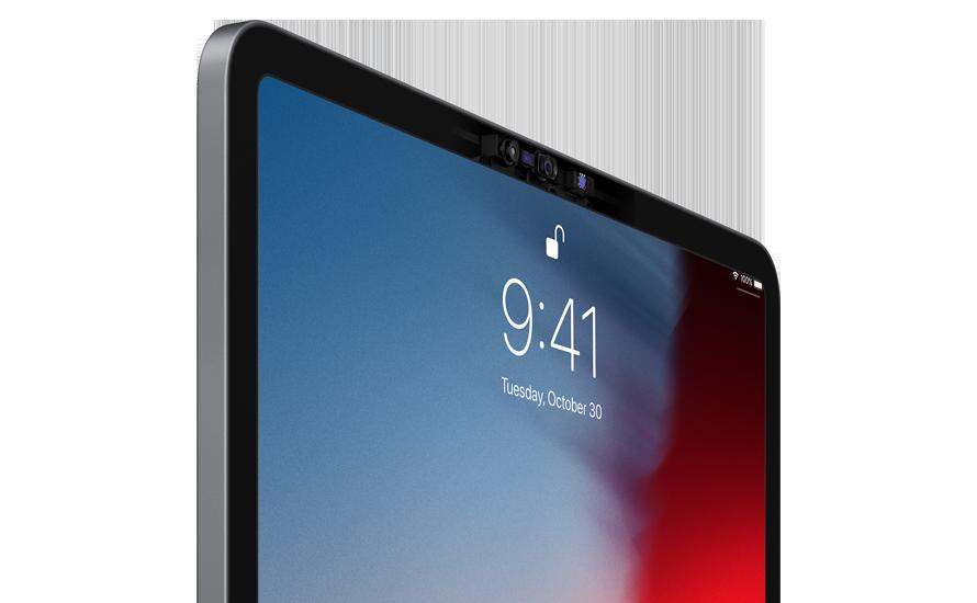 Face ID  -iPad