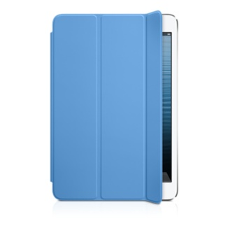 כיסוי iPad Mini Smart Cover-- כחול