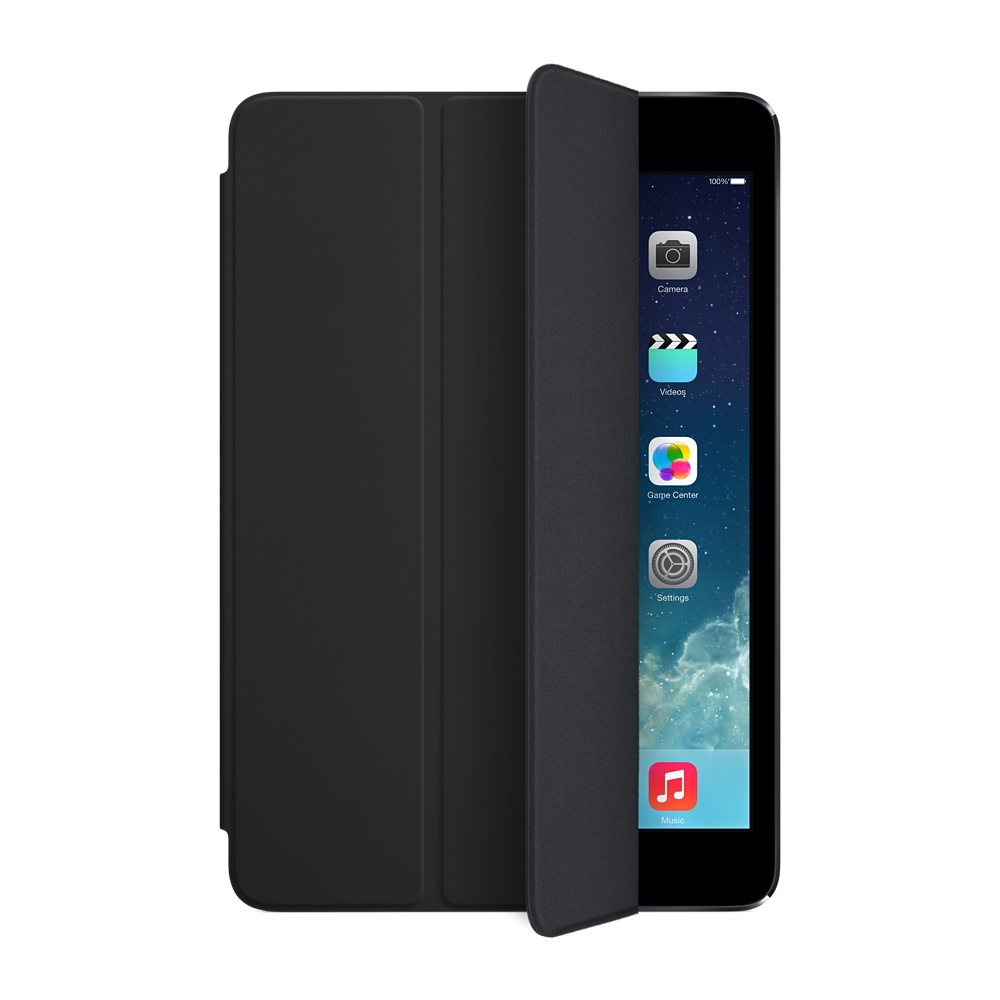 כיסוי iPad Air Smart Cover- שחור