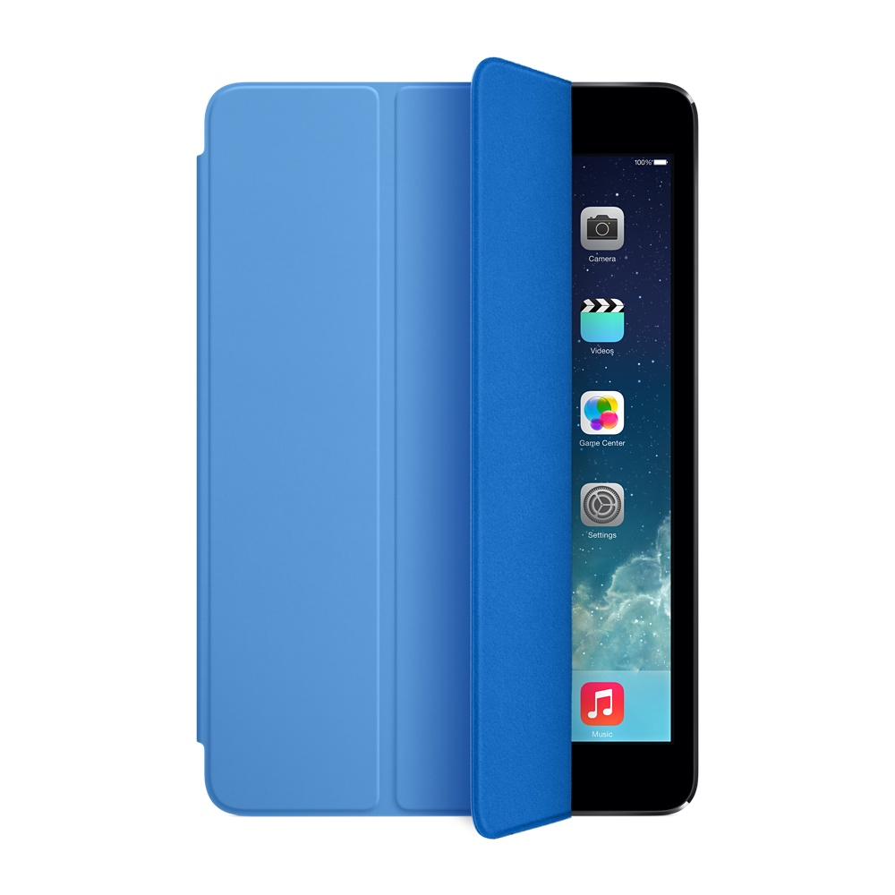 כיסוי iPad Mini Retina Smart Cover-- כחול