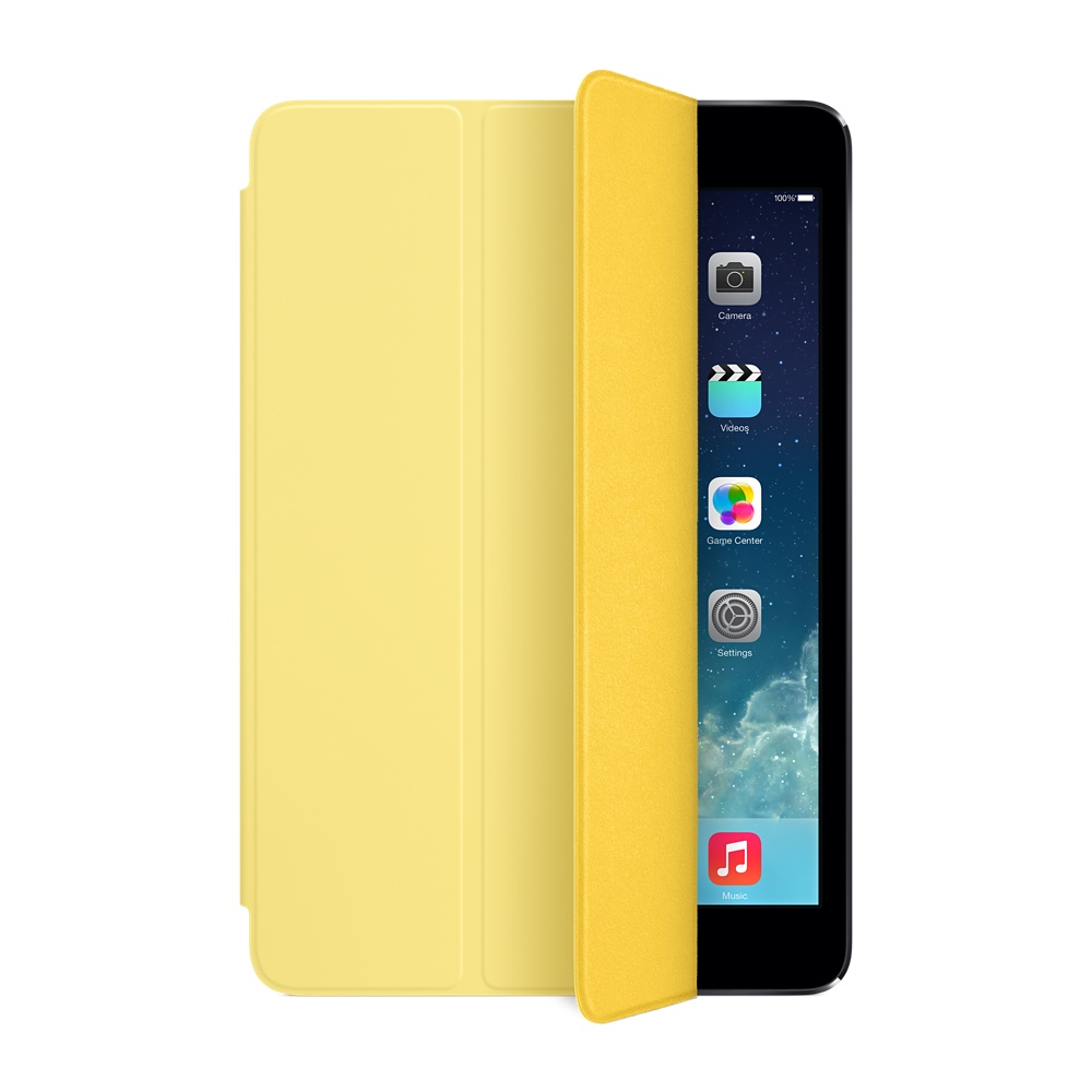 כיסוי iPad Air Smart Cover-- צהוב