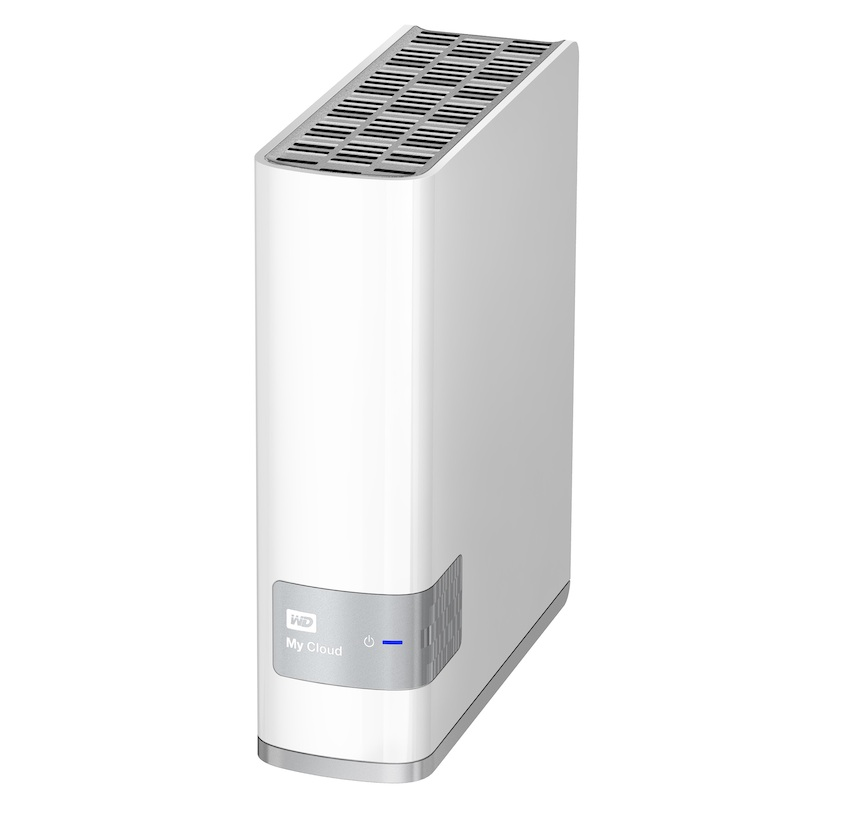 Western Digital - כונן חיצוני My Cloud 3TB