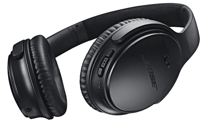 Bose - אוזניות Bose QuietComfort QC35 wireless